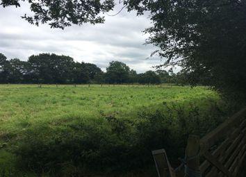 Thumbnail Land for sale in Nook Lane, Bronington, Whitchurch