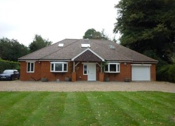 Thumbnail 3 bed detached house to rent in Church Road, Halstead, Sevenoaks