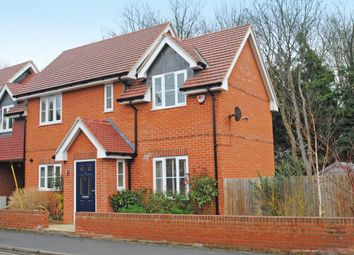 Thumbnail 3 bed semi-detached house for sale in St. Georges Road, Wallingford