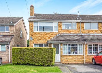 Thumbnail 2 bed semi-detached house for sale in Ettington Close, Wellesbourne, Warwick