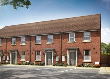 "Thumbnail 3 bedroom terraced house for sale in ""Ashurst"" at Rocky Lane, Haywards Heath"