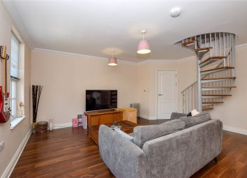 Thumbnail 3 bed flat for sale in Addison Court, St. Marys View, Watford, Hertfordshire