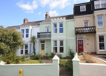 Thumbnail 4 bedroom terraced house for sale in Home Park Road, Saltash, Cornwall