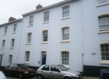 Thumbnail 2 bed flat for sale in How Street, Plymouth
