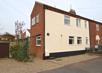 Thumbnail 2 bedroom semi-detached house to rent in Hall Road, Norwich