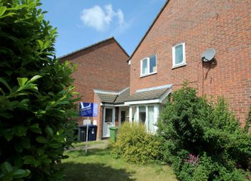 Thumbnail 2 bedroom terraced house to rent in Witham Close, St. Ives, Huntingdon