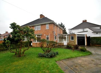 Thumbnail 3 bed semi-detached house for sale in Fir Grove, Kings Heath, Birmingham