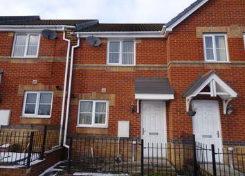 Thumbnail 2 bed terraced house for sale in South Field Court, South Moor, Stanley