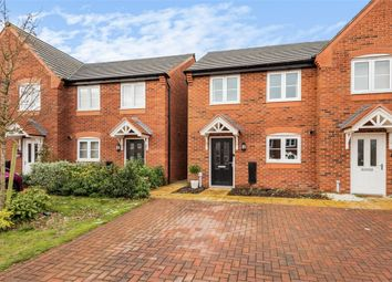 2 bed semi-detached house for sale in Iris Rise, Cuddington, Northwich, Cheshire CW8