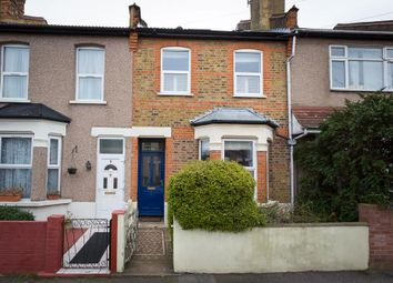 Thumbnail 3 bed terraced house for sale in Roma Road, London