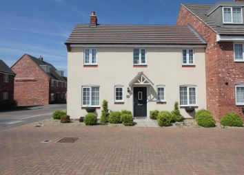 Thumbnail 4 bed town house for sale in Sansome Drive, Hinckley