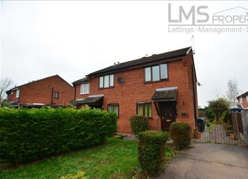 Thumbnail 2 bed mews house for sale in Alundale Road, Winsford