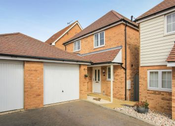 Thumbnail 4 bed detached house for sale in Aurum Close, Whitstable