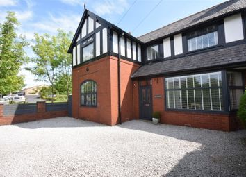 Thumbnail 3 bed semi-detached house for sale in Preston Road, Whittle-Le-Woods, Chorley