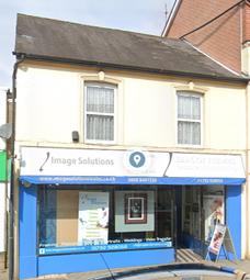 Thumbnail 2 bed flat to rent in West Street, Gorseinon, Swansea