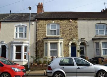 Thumbnail 3 bed terraced house for sale in Milton Street, Poets Corner, Northampton