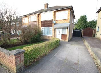 Thumbnail 3 bedroom semi-detached house to rent in Arnold Close, Luton