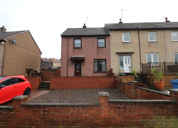 Thumbnail 2 bed semi-detached house for sale in Poplar Road, Methil, Leven