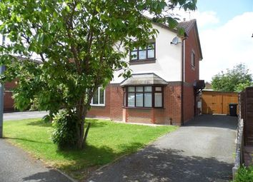 2 bed semi detached to let in Kestrel Drive