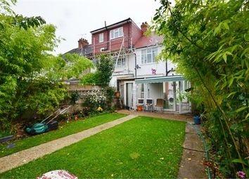Thumbnail 3 bedroom terraced house for sale in Woodside Avenue, Wembley, Greater London