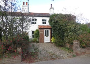 Thumbnail 2 bed cottage for sale in Nursery Drive, Norwich Road, North Walsham