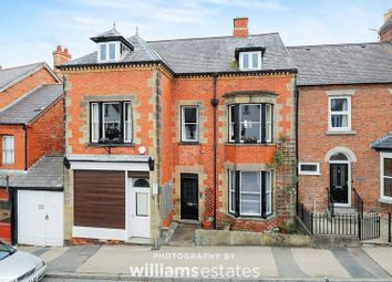 Thumbnail 5 bed terraced house for sale in Market Street, Ruthin