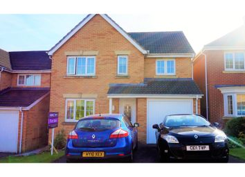 Thumbnail 4 bed detached house for sale in Crymlyn Parc, Skewen
