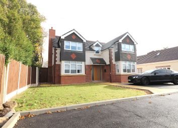 Thumbnail 4 bed detached house for sale in The Stables, Manor Drive, Wirral, Merseyside