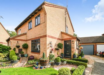 Thumbnail 2 bed semi-detached house for sale in Thyme Close, Thetford