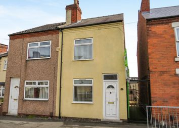 Thumbnail 2 bedroom end terrace house for sale in Alvenor Street, Ilkeston