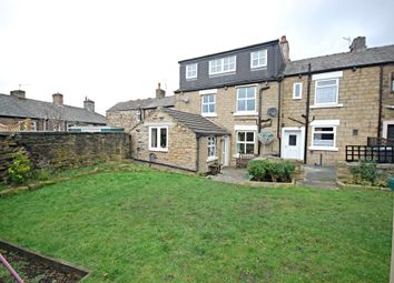 Thumbnail 4 bed terraced house for sale in Arundel Street, Glossop, Derbyshire