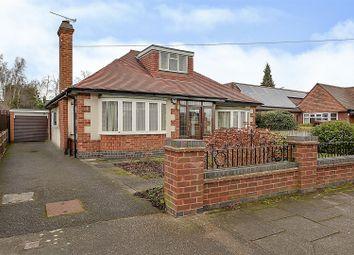 Thumbnail 2 bed detached bungalow for sale in Hillside Drive, Long Eaton, Nottingham