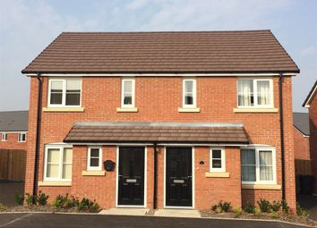 "Thumbnail 2 bedroom end terrace house for sale in ""The Alnwick "" at Ravens Flight, Coventry"