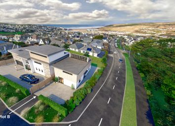 Thumbnail Land for sale in Somerville Road, Perranporth