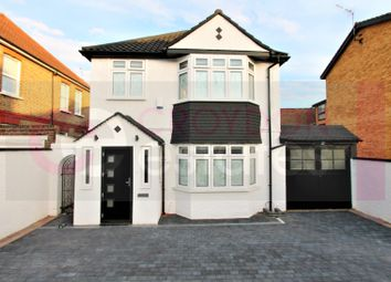 Thumbnail 3 bed detached house for sale in Warwick Road, Croydon
