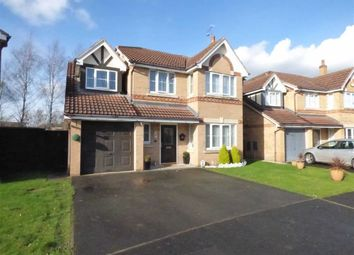 Thumbnail 4 bedroom detached house for sale in Mayfield Drive, Winsford, Cheshire