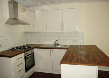 Thumbnail 2 bed flat to rent in Thundridge Close, Welwyn Garden City