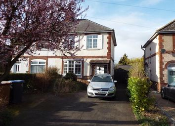 Thumbnail 2 bedroom semi-detached house for sale in Hinckley Road, Stoke Golding, Nr Nuneaton, Warwickshire
