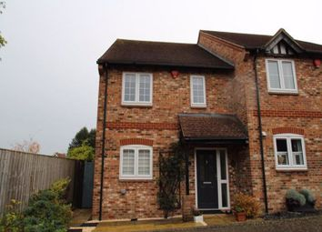 Thumbnail 3 bed semi-detached house for sale in Jenner Close, Wanborough, Swindon