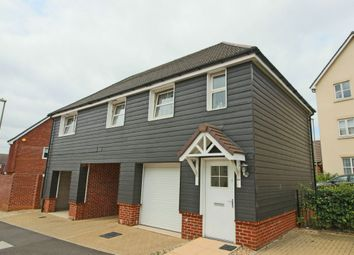 Thumbnail 2 bed flat for sale in Lords Way, Andover Down, Andover