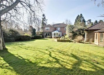 Thumbnail 5 bed detached house for sale in Old Meadow Close, Berkhamsted, Hertfordshire