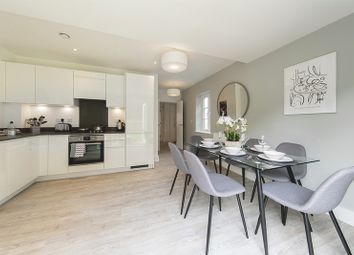 Thumbnail 4 bedroom semi-detached house for sale in De Burgh Gardens, Tadworth