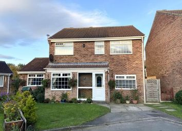 Thumbnail 4 bed detached house for sale in Fox Howe, Coulby Newham, Middlesbrough