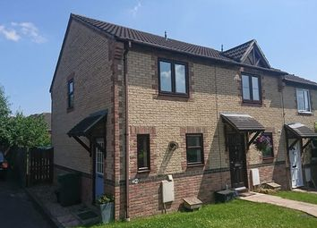Thumbnail 2 bed terraced house for sale in Rowe Mead, Pewsham, Chippenham