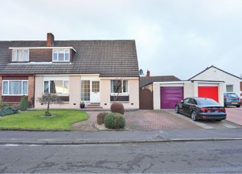 Thumbnail 3 bed semi-detached house for sale in Norwood Crescent, Alloa