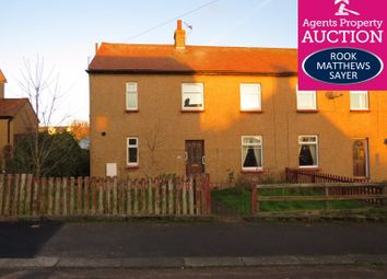 Thumbnail 3 bedroom semi-detached house for sale in Bell Road, Belford, Northumberland
