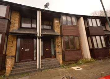 Thumbnail 3 bed terraced house for sale in Manor Close, North Thamesmead, London