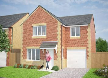 Thumbnail 4 bedroom detached house for sale in Huntsman Lane, Carlisle