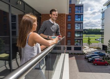 Thumbnail 1 bedroom flat for sale in Plot 114 Newbury Racecourse, Selkirk House, Newbury, Berkshire