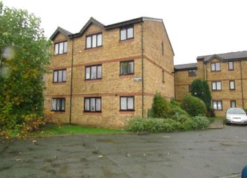 Thumbnail 1 bed flat to rent in Overton Drive, Chadwell Heath, Romford